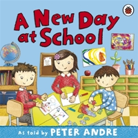 A New Day at School LR