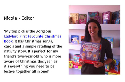 Nic_First_Favourite_Christmas_book