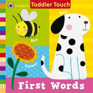 Toddler Touch_first words