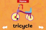 Soundboard-screen-tricycle