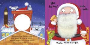 Santa's christmas munch_spread