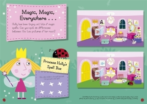 BH magic wand spread