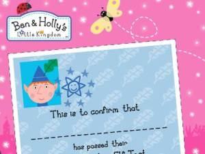BH certificate