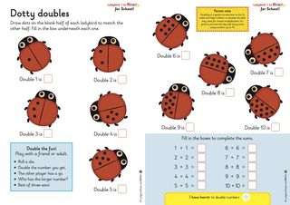 Ladybird I'm Ready for Maths Multiplying and Dividing