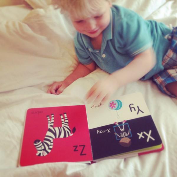 Little Learners letters