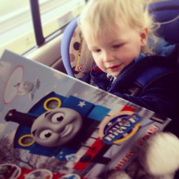 Reading Thomas