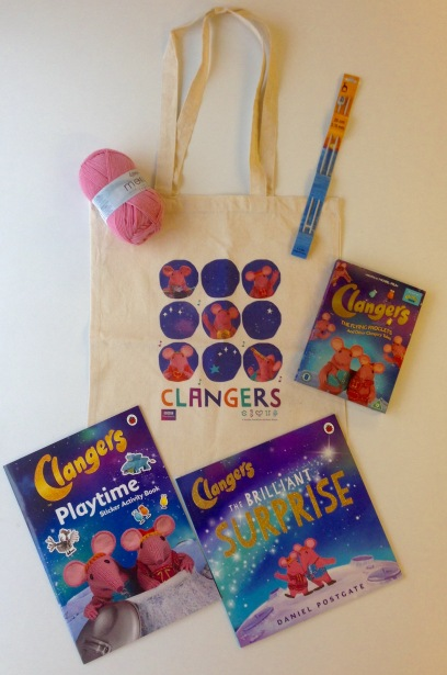 Clangers prize