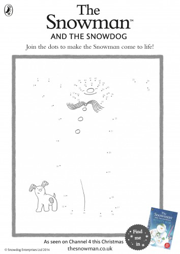 snowman activity sheets_Page_1