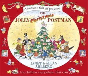 The Very Jolly Christmas Postman