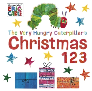 Very Hungry Caterpillar Christmas 123