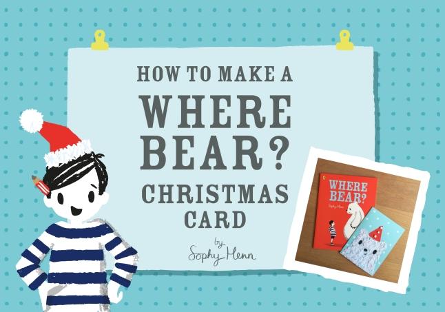 WHERE BEAR CARD 1