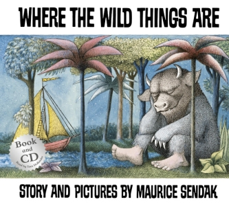 Where The Wild Things Are Book and CD