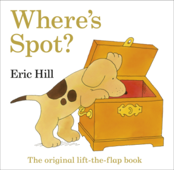 Where's Spot cover